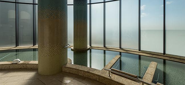シェラトン沖縄サンマリーナリゾート大浴場